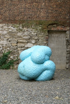 Blue Muse, 2008